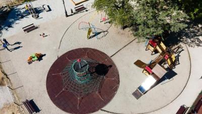 A Zöld Város – Zöld Nagykanizsa projekt keretében, átadásra került legújabb játszótér telepítésünk.