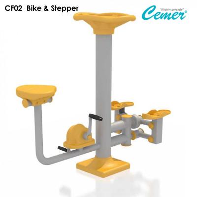 CF 02   Bike & Stepper
