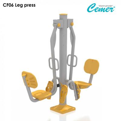 CF06 Leg press