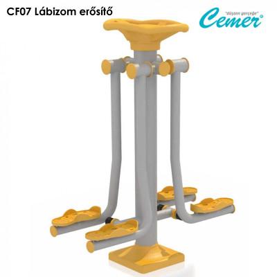 CF07 Lábizom erősítő