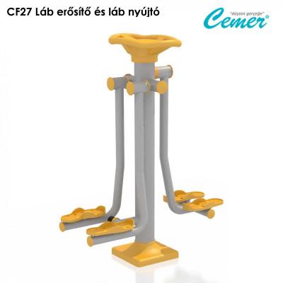 CF27 Láb erősítő és láb nyújtó