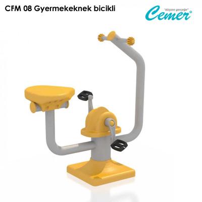 CFM08 Gyermekeknek bicikli. 6 éves kortól ajánlott.