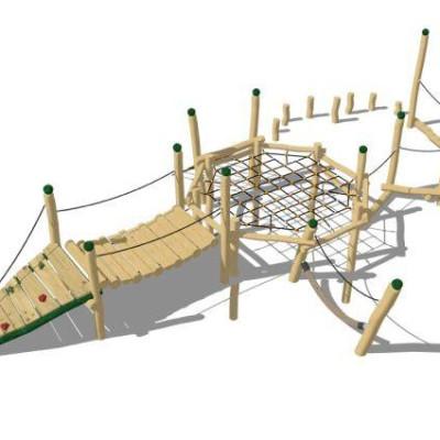XRG 05 Egyensúlyozó mászóka