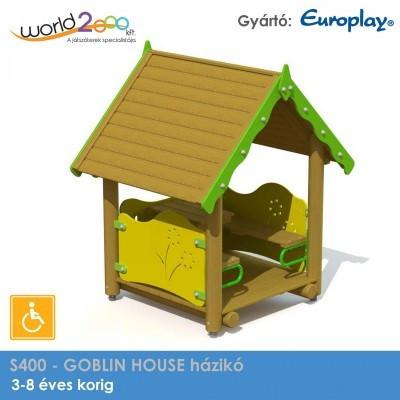 GOBLIN HOUSE házikó - akadálymentesített