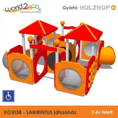 LABIRINTUS játszóház - akadálymentesített