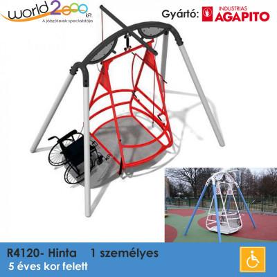 R4120-hinta, csökkent mozgásképességű gyermekek számára