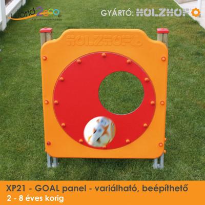 GOAL panel - variálható, beépíthető