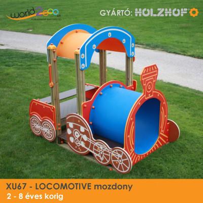 LOCOMOTIVE mozdony (Holzhof)