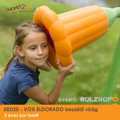 VOX ELDORADO beszélő virág