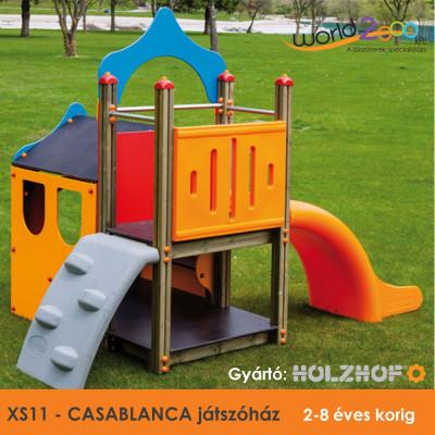 CASABLANCA játszóház - akadálymentesített