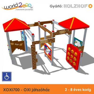 OXI játszóház - akadálymentesített