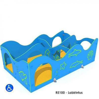 R5100 - Labirintus játszóház