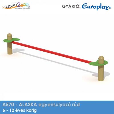 ALASKA egyensúlyozó rúd
