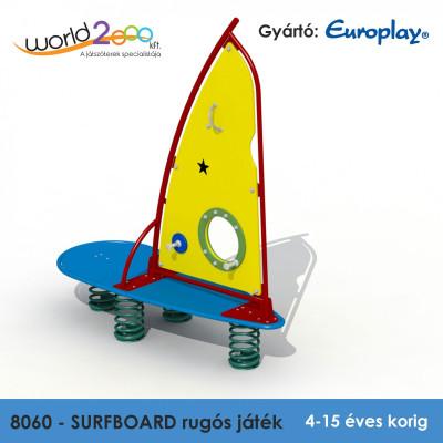 SURFBOARD rugós játék